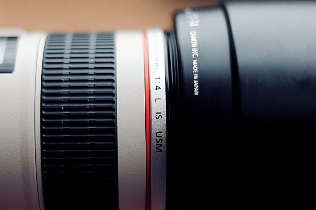 EF70-200 F4L IS USM Lレンズ