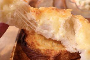 ココシカランチのパン