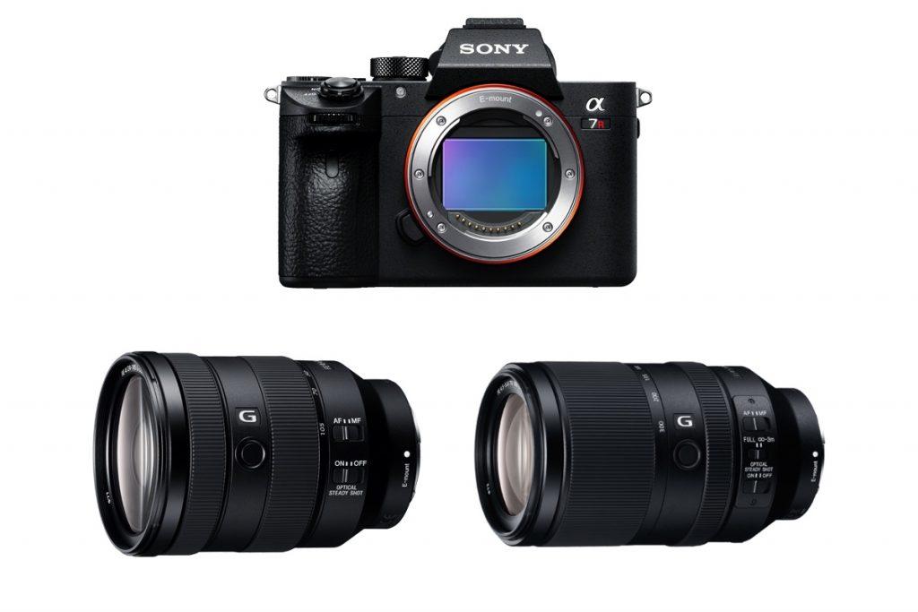 フルサイズカメラと標準Gレンズ