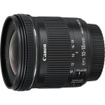 EF-S10-18mm F4.5-5.6 IS STM Amazon