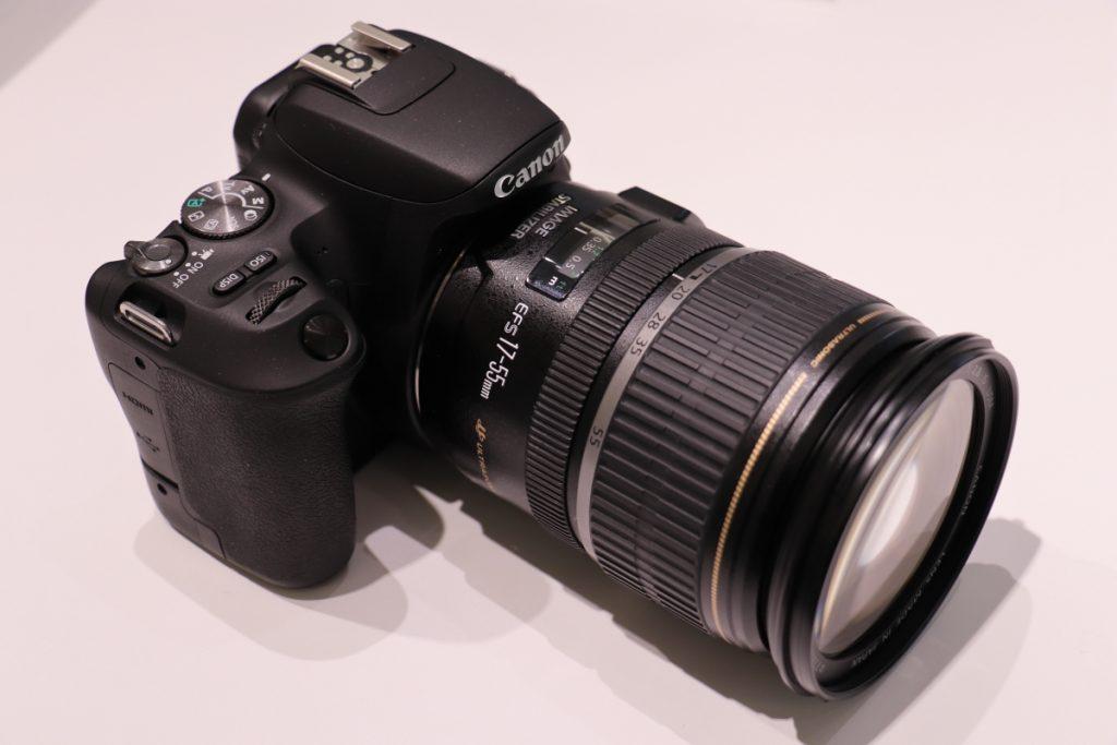 EF-S17-55mm F2.8 IS USM