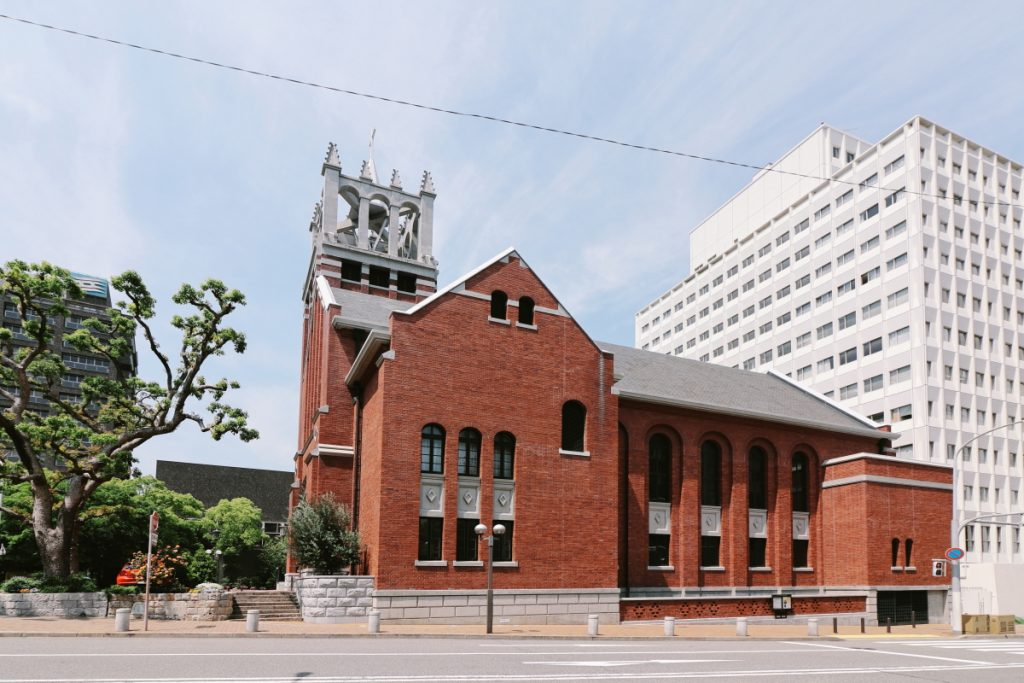 日本基督教団神戸栄光教会