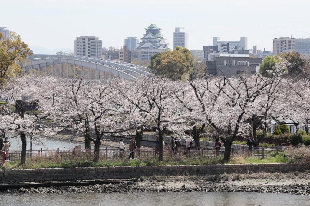 大阪 桜ノ宮 2019年4月5日