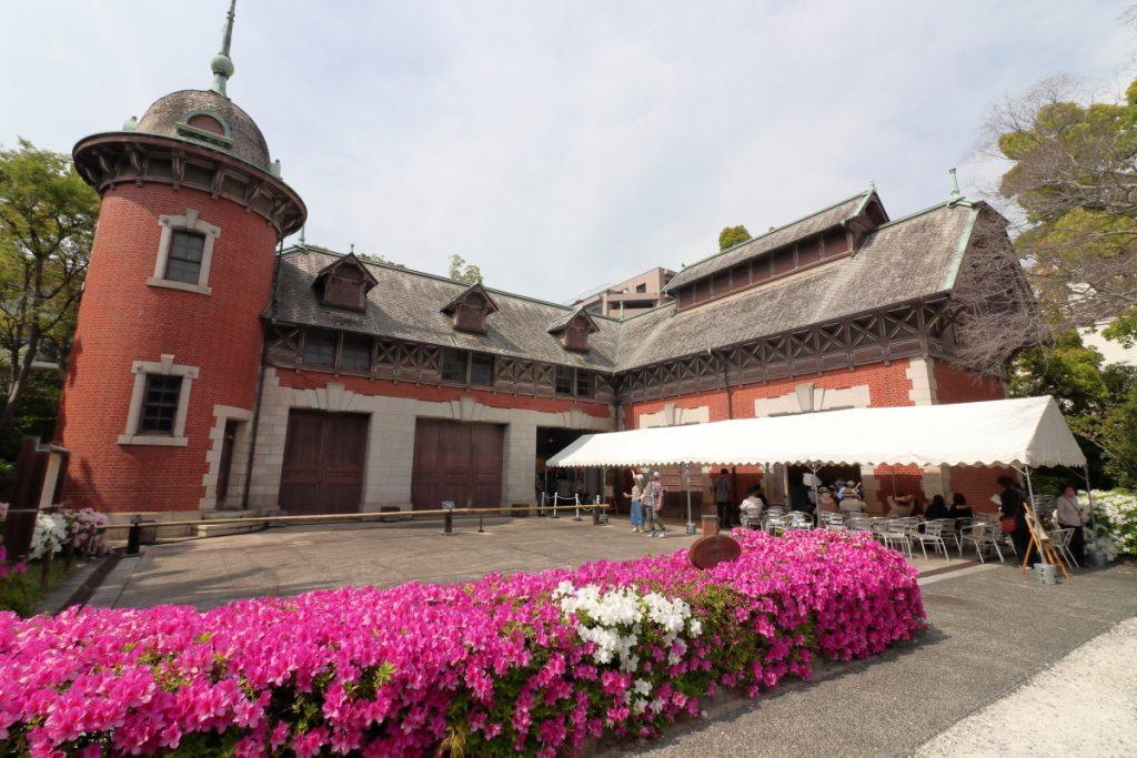 旧小寺邸厩舎