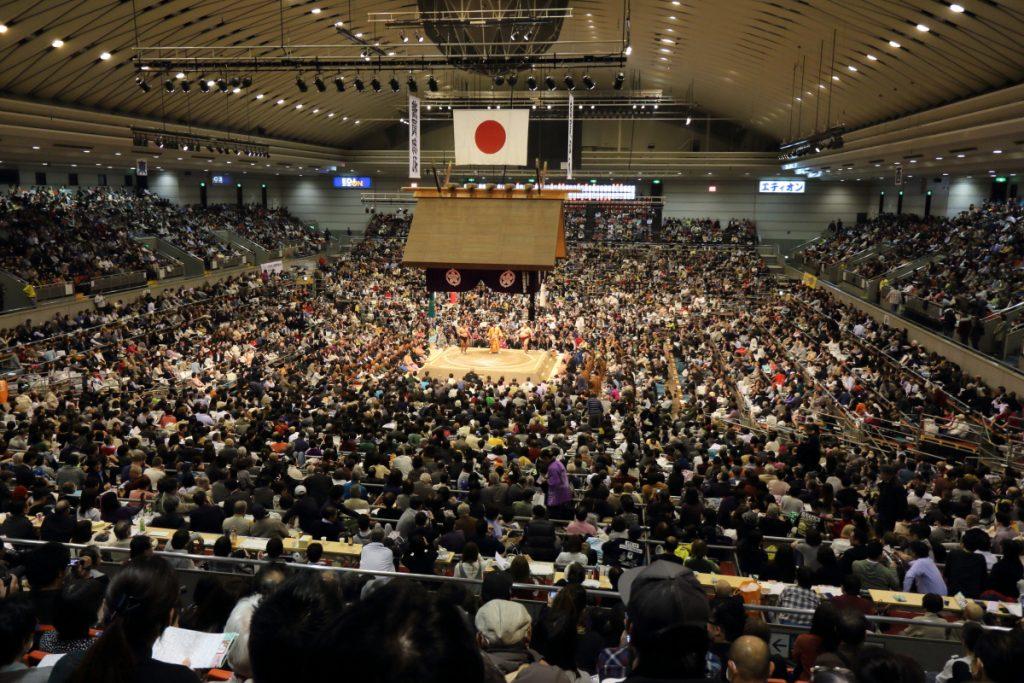 大相撲大阪場所