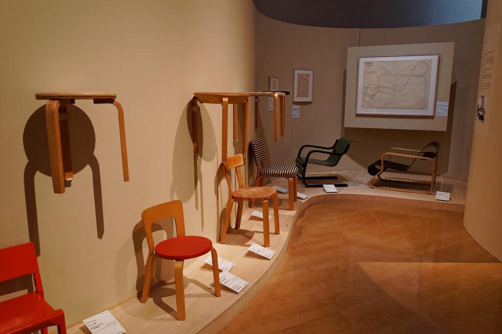 兵庫県立美術館 アイノとアルヴァ 二人のアアルト