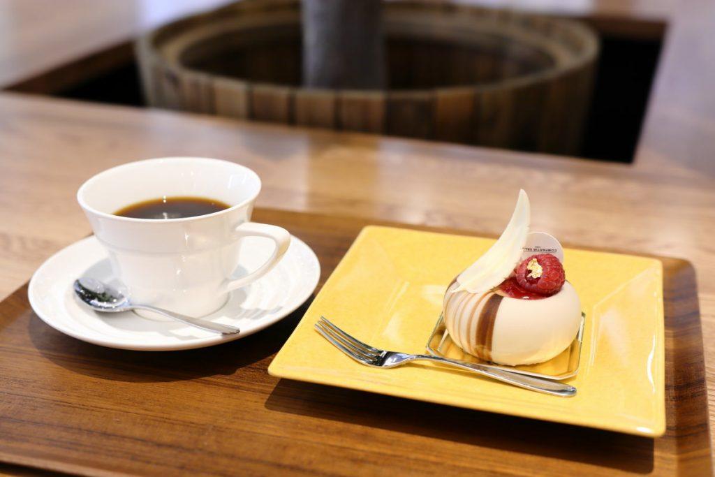 COMPARTIR VALOR コンパルティール ヴァロール アールグレイショコラとコーヒーのセット
