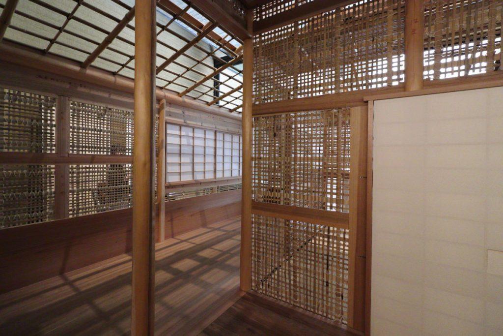 竹中大工道具館 展示