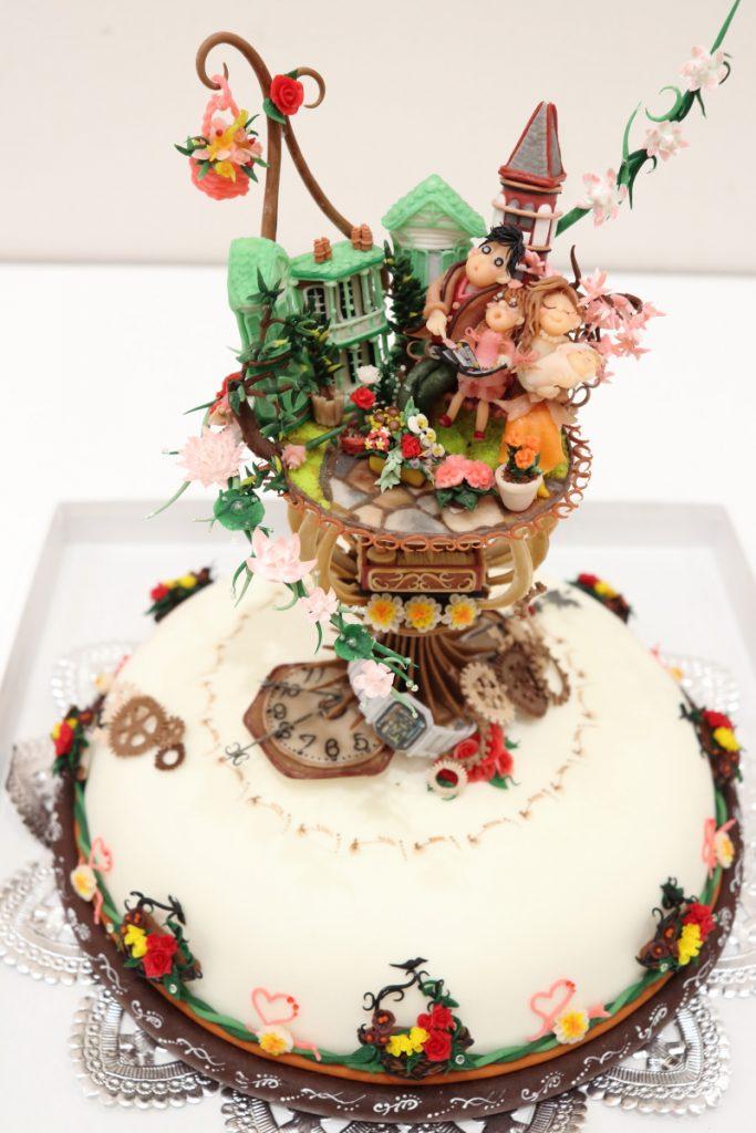 """Sweets Festival"" at Daimaru Kobe 2018"