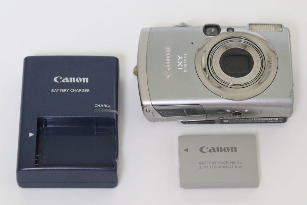 カメラ高く売れるドットコムで見積もり依頼したカメラ
