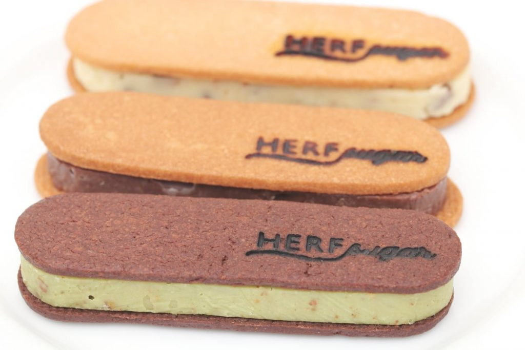HERF sugar KOBE(ハーフシュガーコウベ) チョコレートサンド