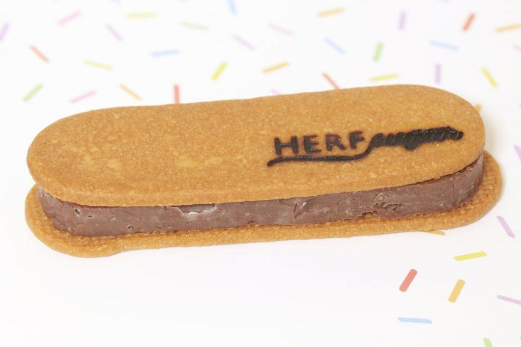 チョコレートサンド ミルク HERF sugar KOBE(ハーフシュガーコウベ)