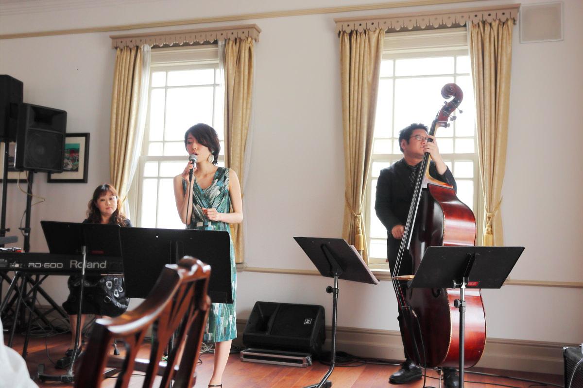MINATO IJINKAN Jazz concert