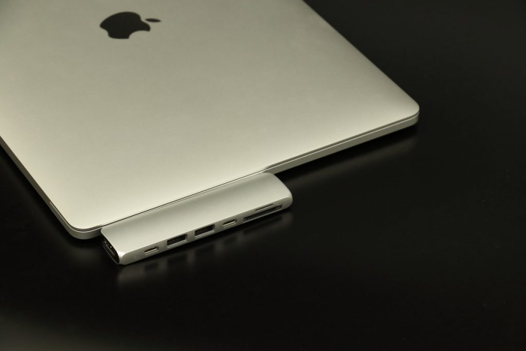 Satechi USB-Cハブ