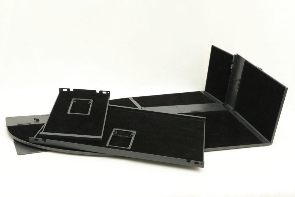 BenQ 4Kディスプレイ SW271付属の遮光フード