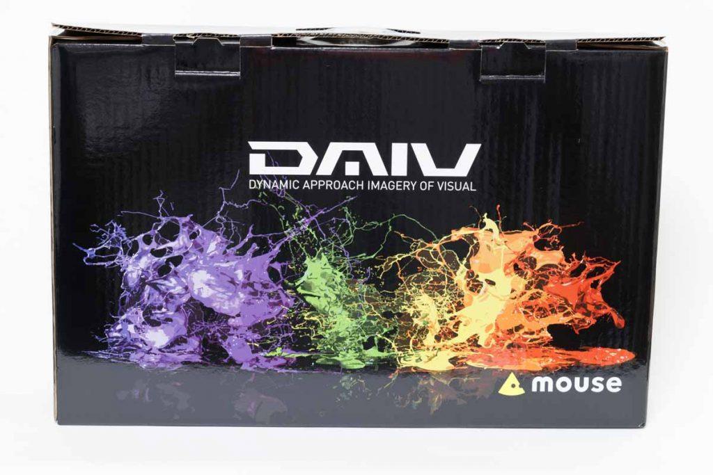 DAIV-NG7500S2-SH5の派手な箱