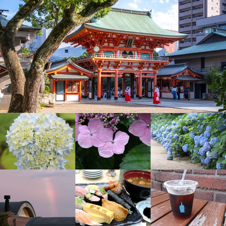 写真と動画で振り返る神戸2018年6月
