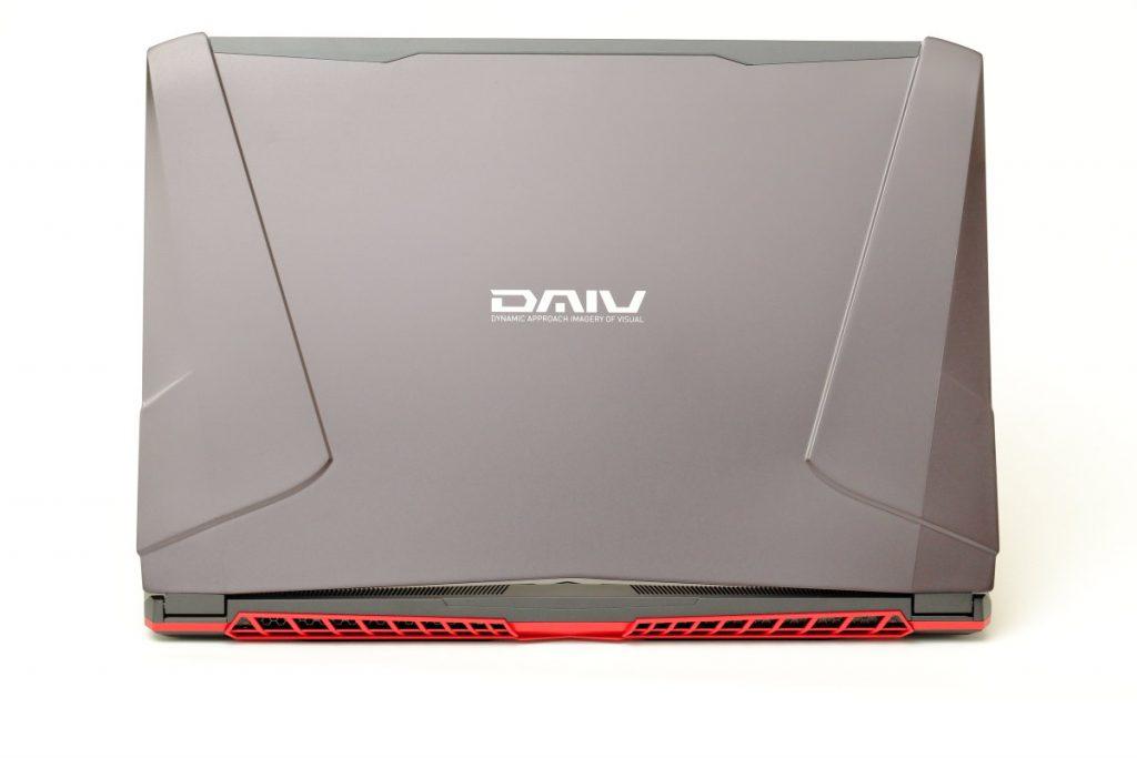 マウスコンピューター DAIV-NG7500S2-SH5 外観