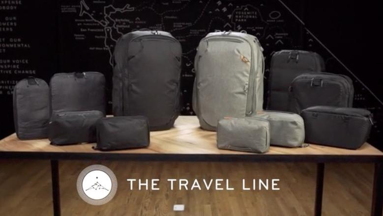 Peak Design TRAVEL LINE ピークデザインのトラベルライン