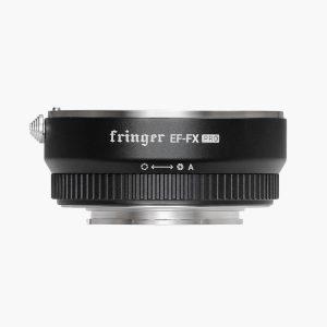 Fringer 電子マウントアダプター FR-FX1 (キヤノンEFマウントレンズ → 富士フイルムXマウント変換)