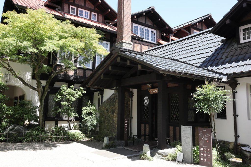 アサヒビール大山崎山荘美術館 京都府 山崎