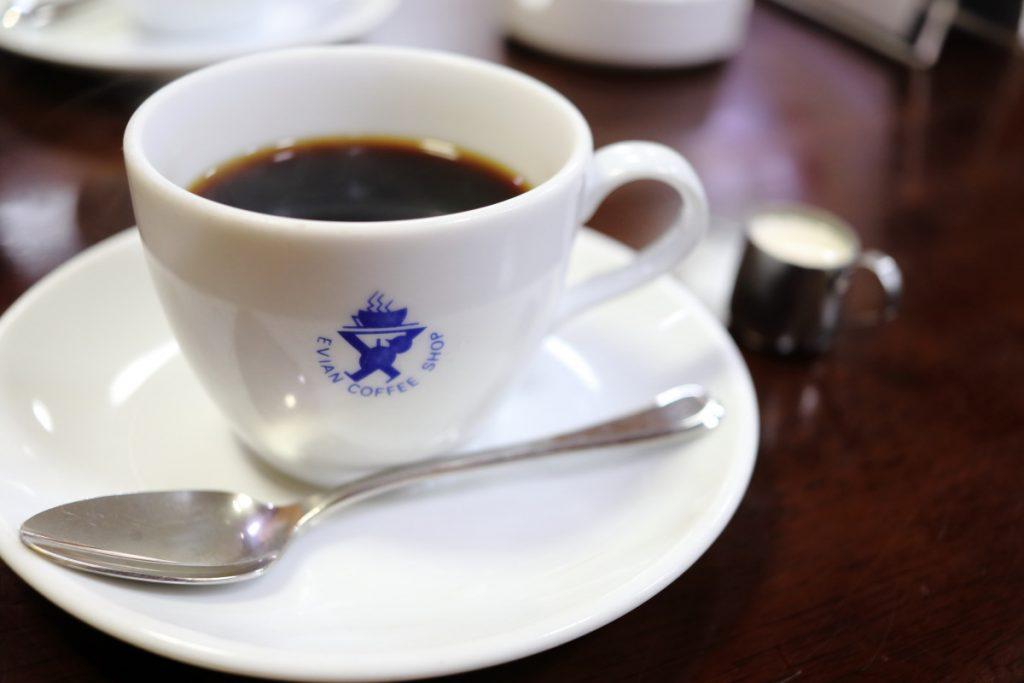 エビアンコーヒー 神戸・元町