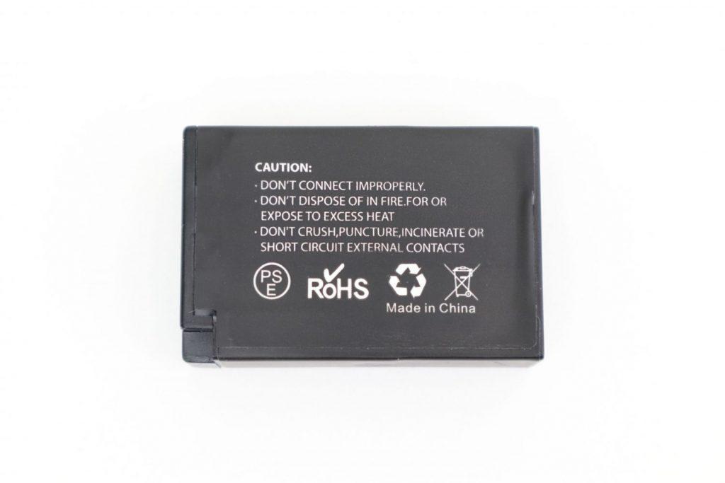 RAVPower RP-BC013 キヤノンLP-E17互換バッテリー