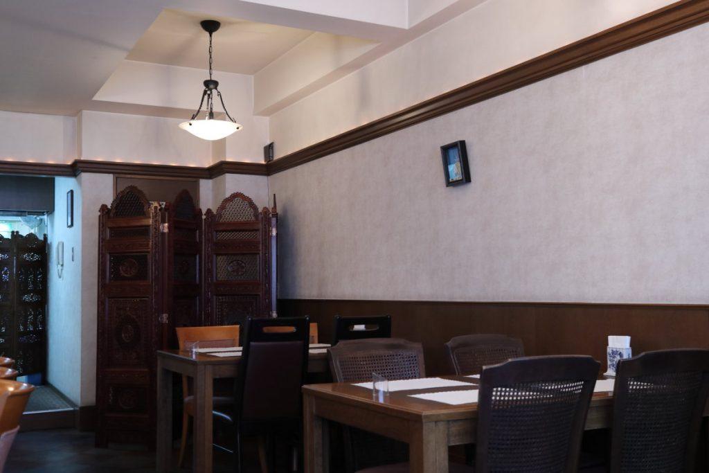 神戸トアロードデリカテッセンの2階カフェ サンドイッチルーム