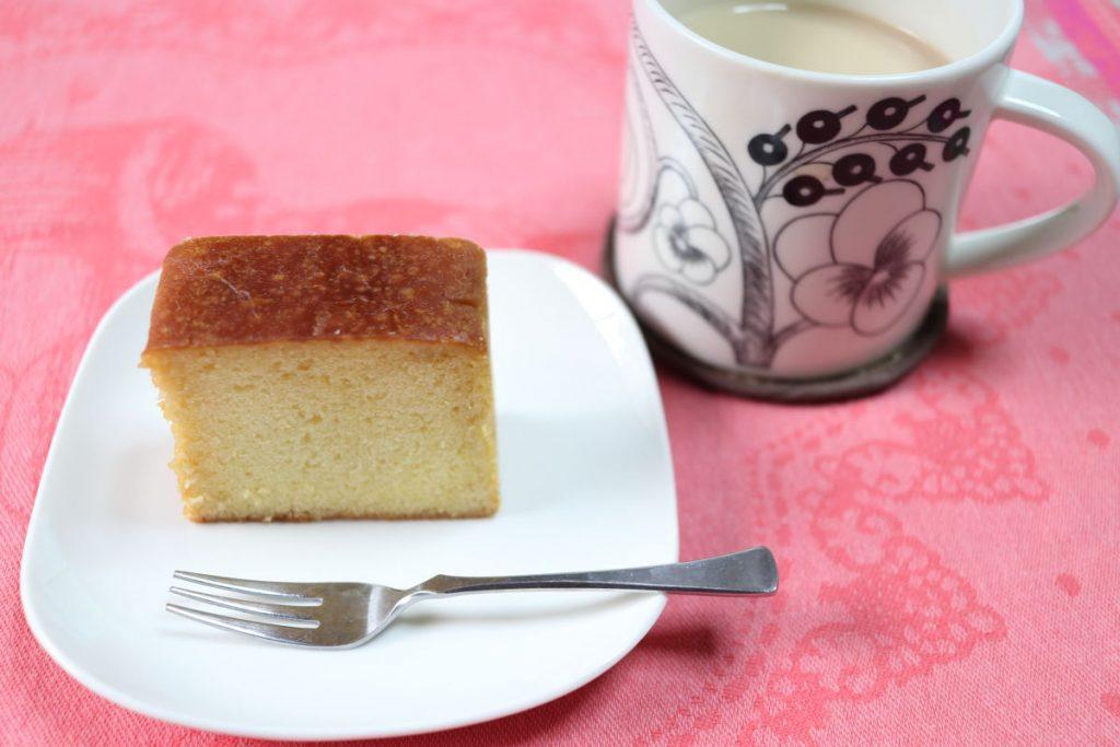 アサヒビールのワインケーキ