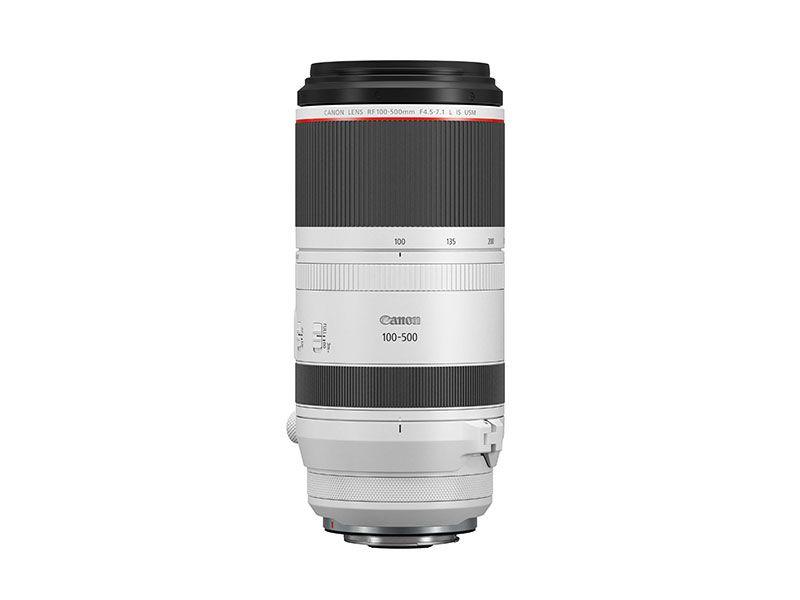 RF100-500mm F4.5-7.1 L IS USM キヤノンRFマウント用望遠レンズ