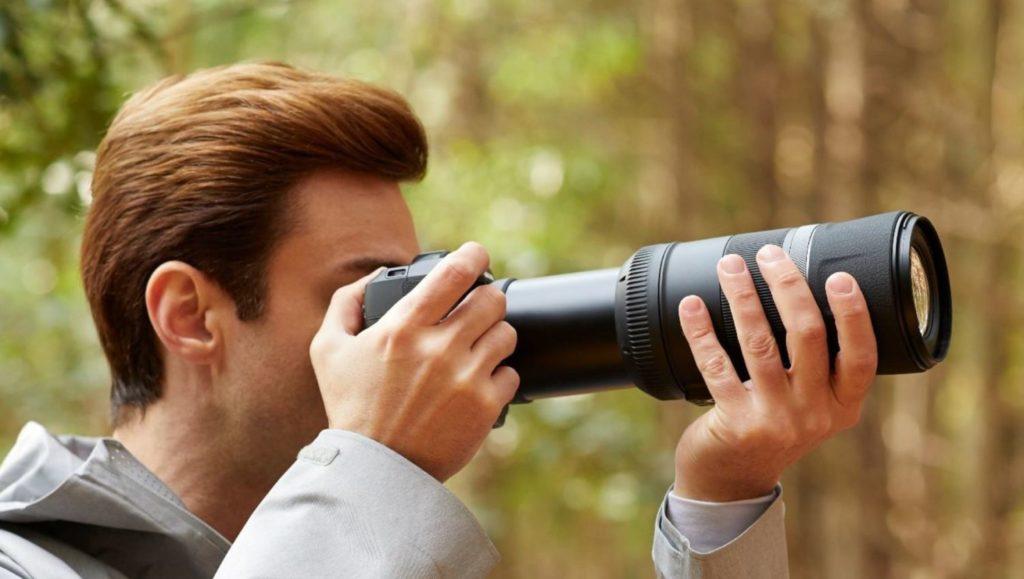 RF600mm F11 IS STM キヤノンRFマウント用望遠レンズ