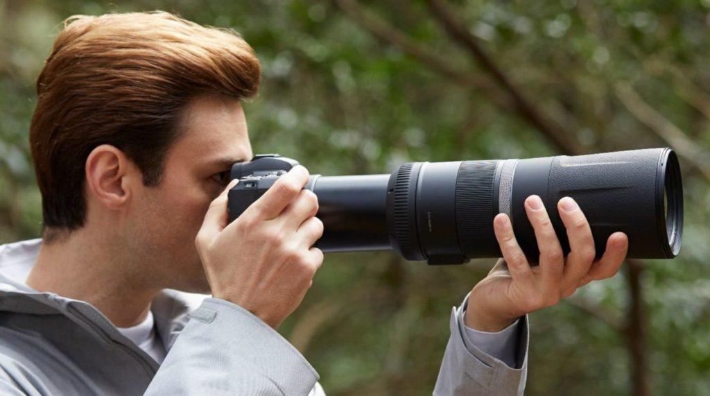RF800mm F11 IS STM キヤノンRFマウント用望遠レンズ