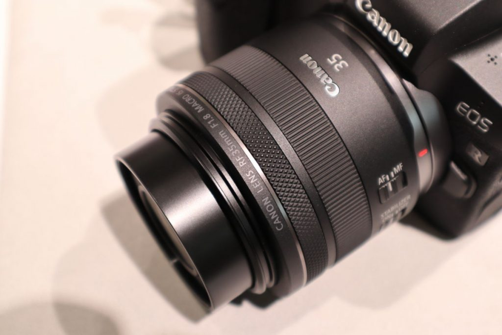 RF 35mm F1.8 Macro IS STM