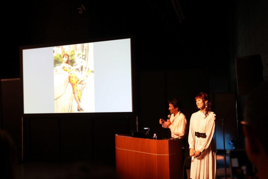 土屋勝義さんのポートレートスナップセミナー