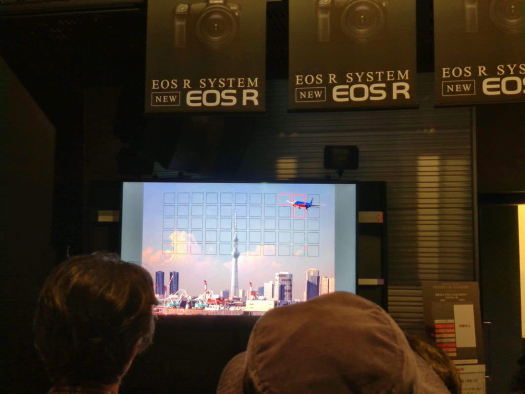 航空写真家ルークオザワ氏によるEOS Rセミナー