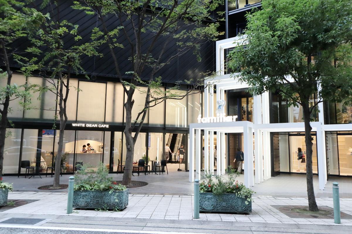 ファミリア神戸本店 外観