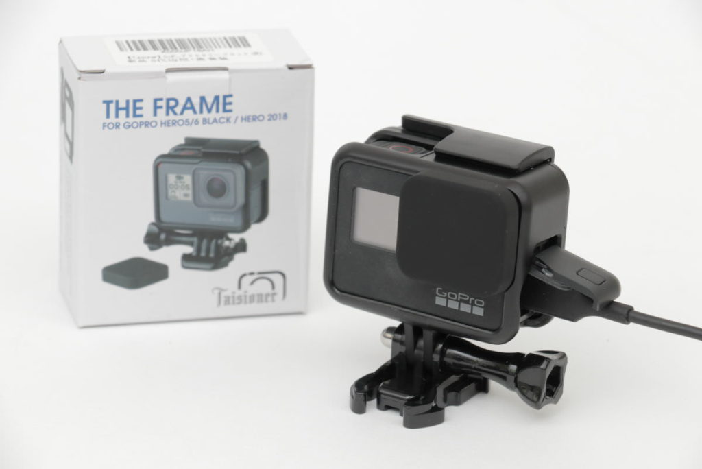 Taisioner GoPro HERO 5/6 / 7 Black 用 保護フレーム