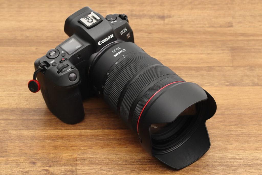 キヤノン用交換レンズ RF24-70mm F2.8 L IS USM