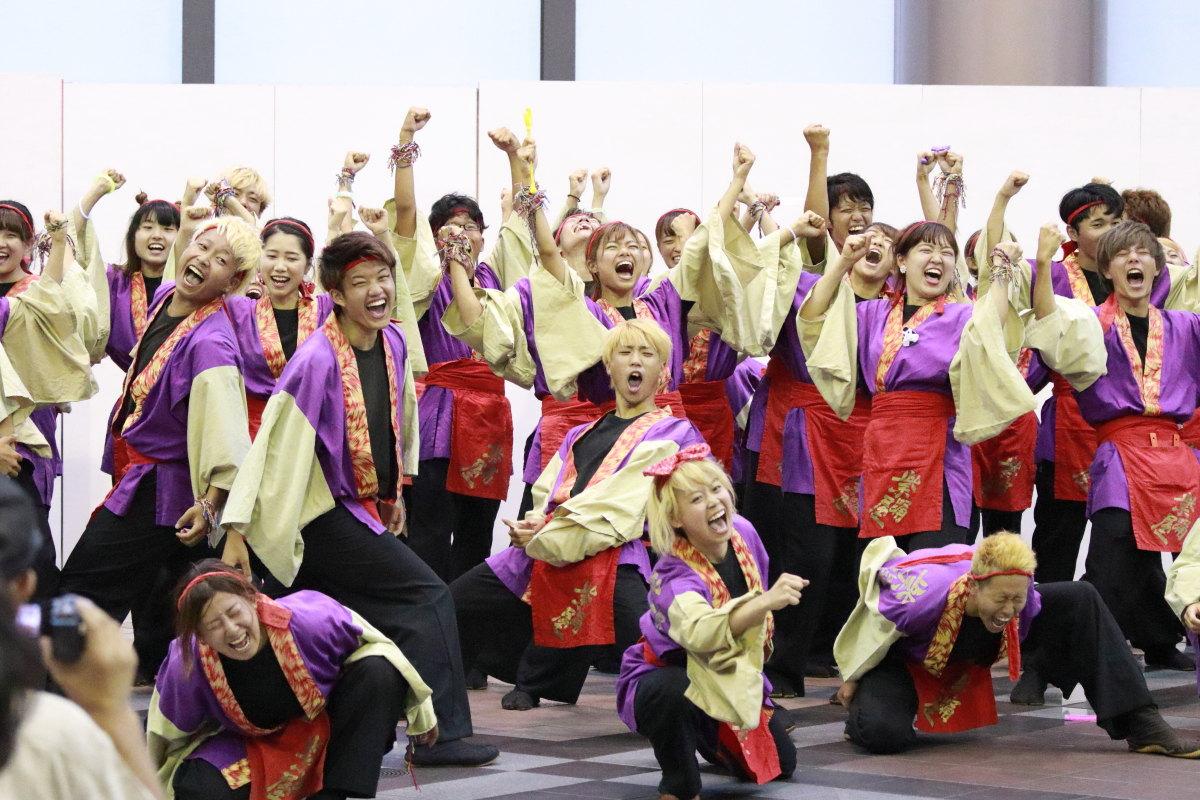 神戸よさこいまつり 2018前夜祭 スペースシアター