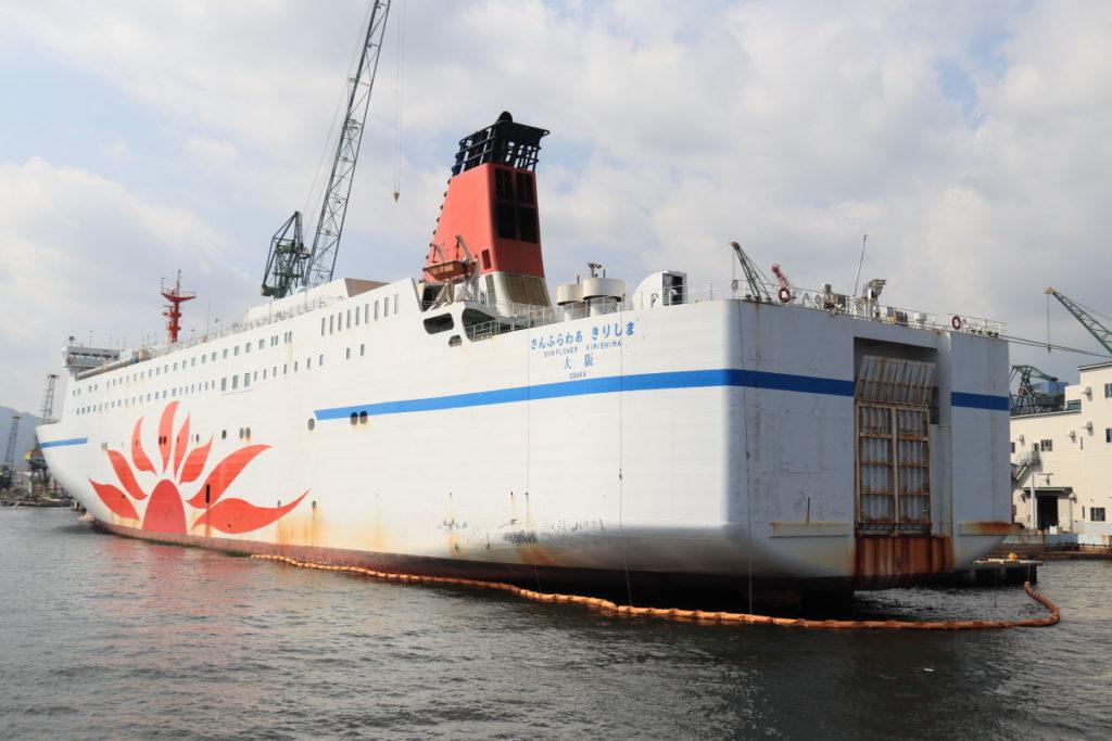 川崎重工 造船所