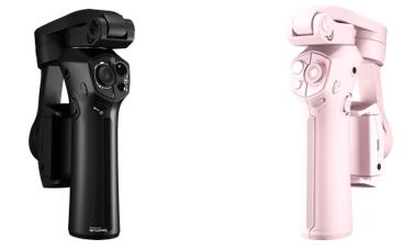 Snoppa ATOMはブラックとピンクの2色