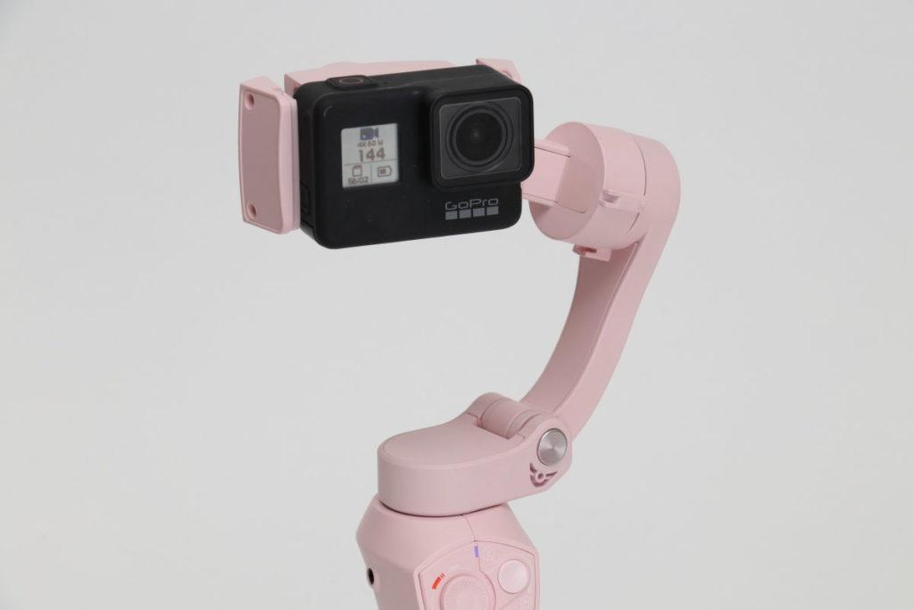 アクションカム GoPro HERO7 Blackも搭載可能