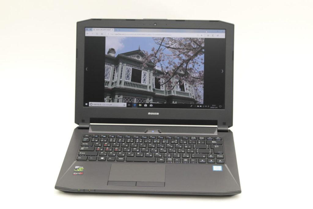 マウスコンピューター DAIV-NG4500