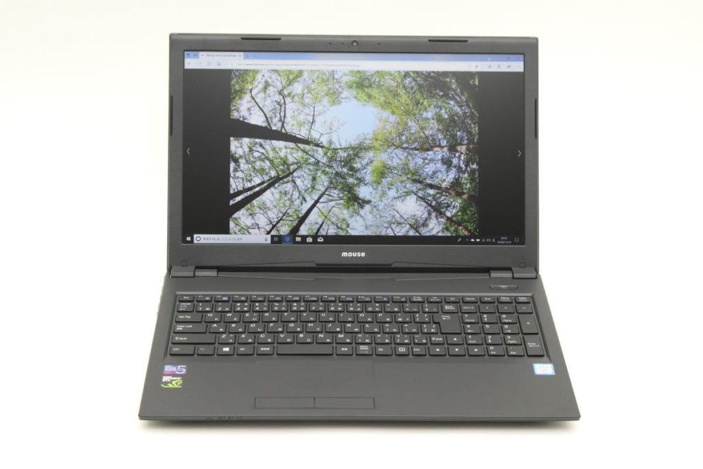 DAIV NG5500 液晶ディスプレイ