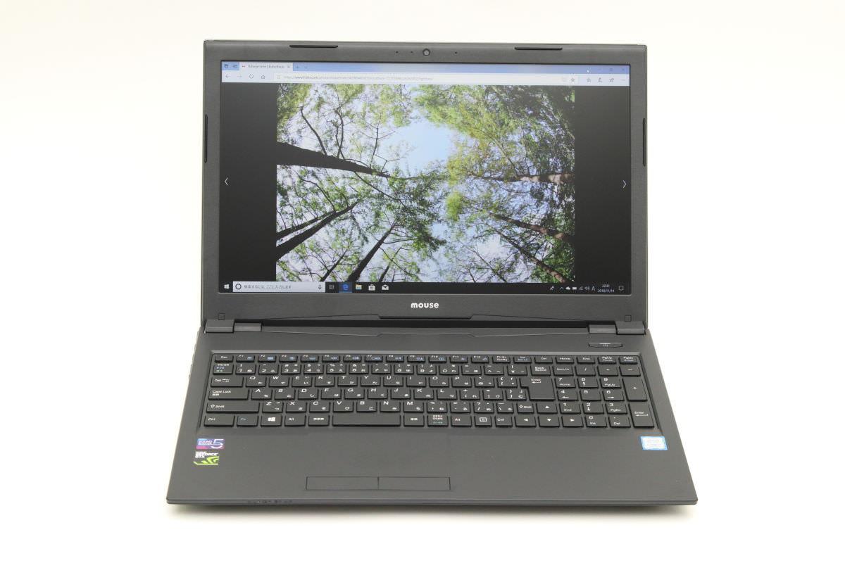 マウスコンピューター DAIV-NG5500