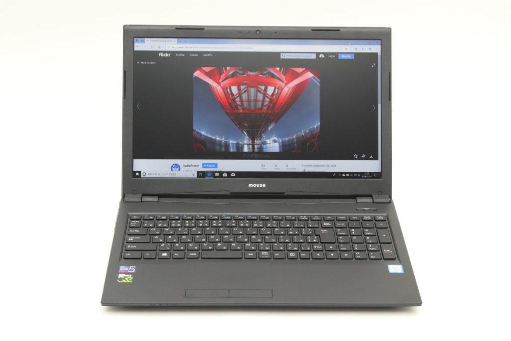 マウスコンピューター DAIV NG5500