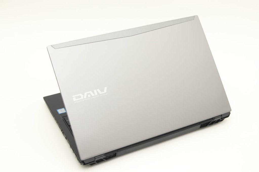 マウスコンピューター DAIV-NG5500 外観