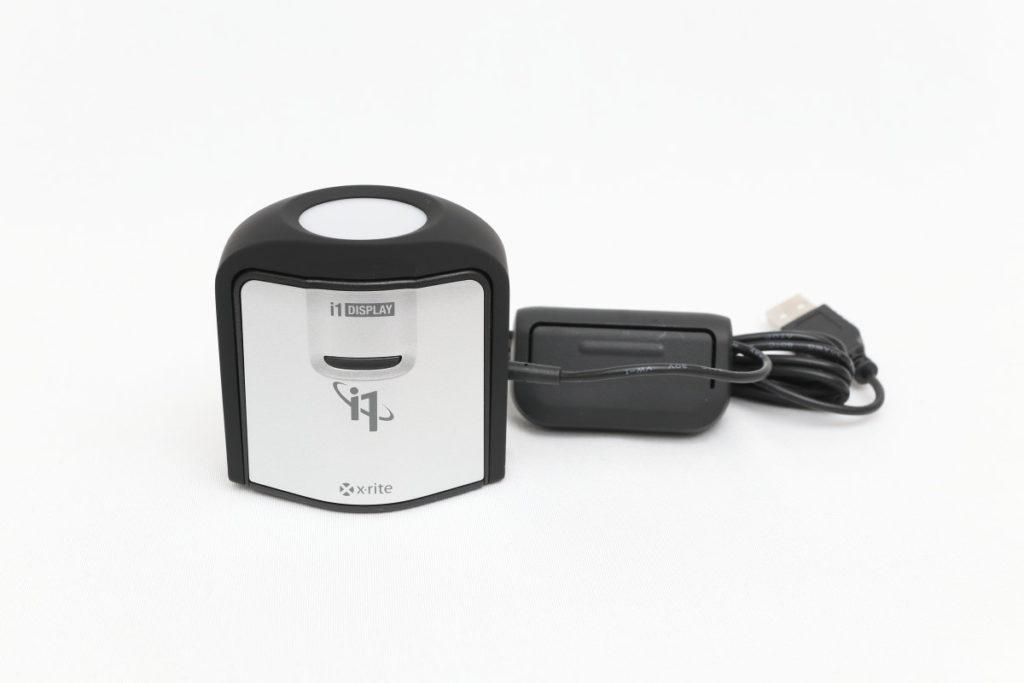 X-Rite エックスライト i1 Display Pro キャリブレーター