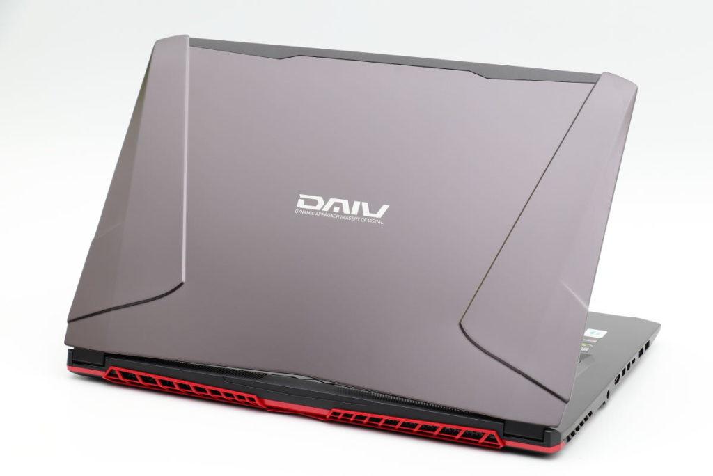 マウスコンピューター ノートパソコン DAIV-NG7510