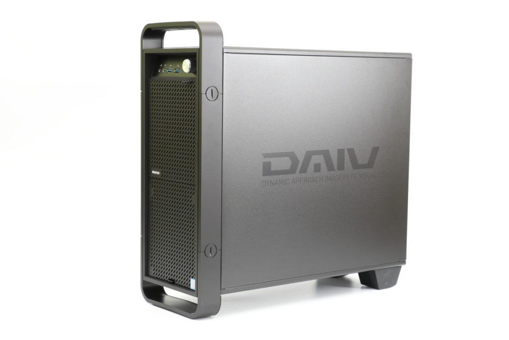 マウスコンピューター デスクトップパソコン DAIV-DGZ530S3-S2